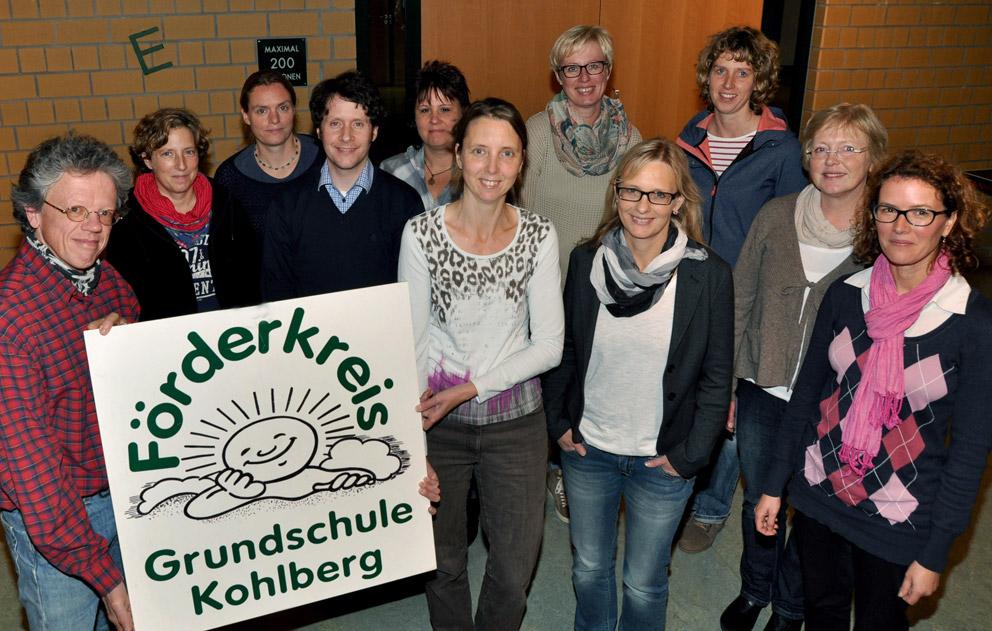 Der Vorstand im Schuljahr 2014/15 – Foto: Schüller/MZ
